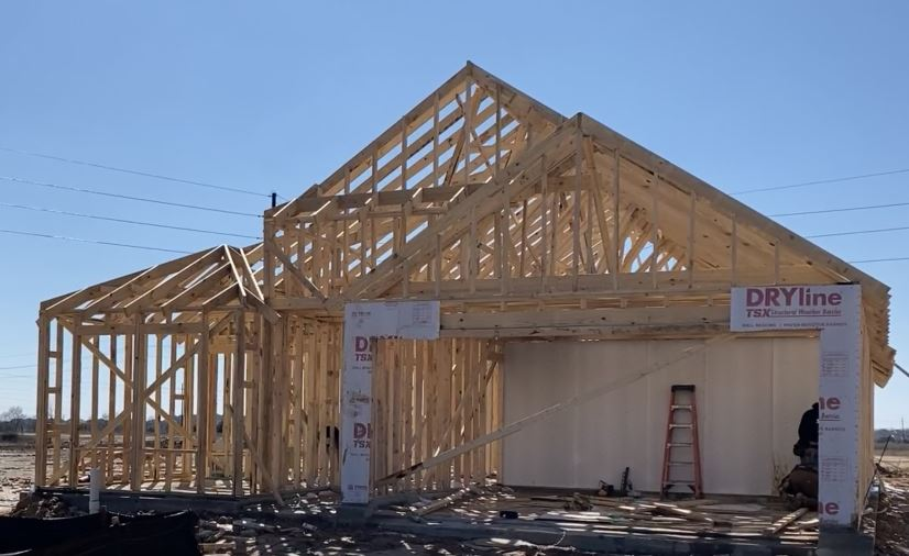 New Home know it all framing-home-building What the home shopper should expect in Summer 2021