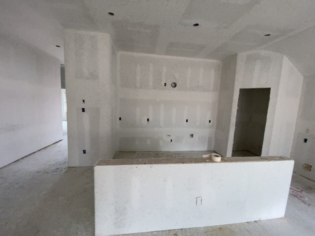 New Home know it all Drywall-taped_Moment-1024x768 A Step-by-Step Guide to the Home Building