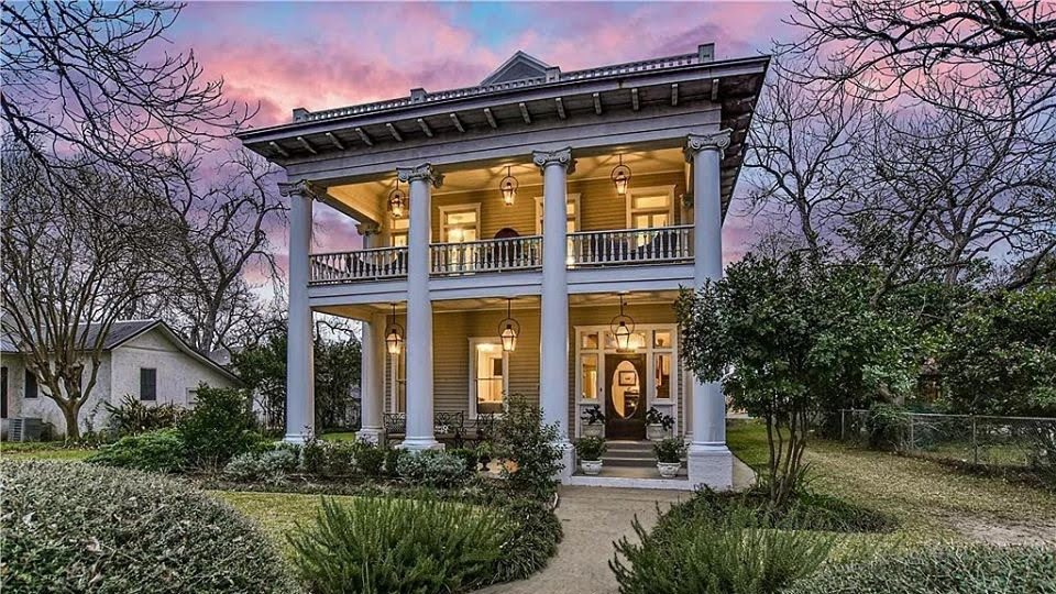 New Home know it all greek-revival-edited Popular Home Styles And Types Of Houses